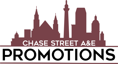 Chase Street A&E Promotions